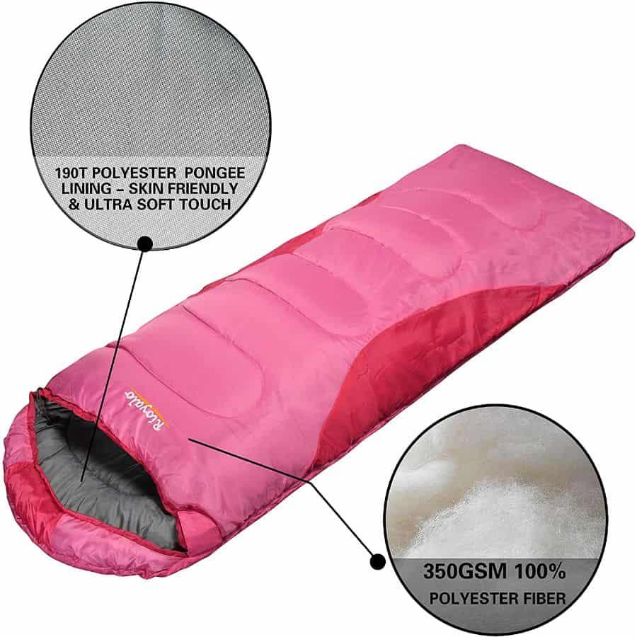 0 degree sleeping bag - photo 4