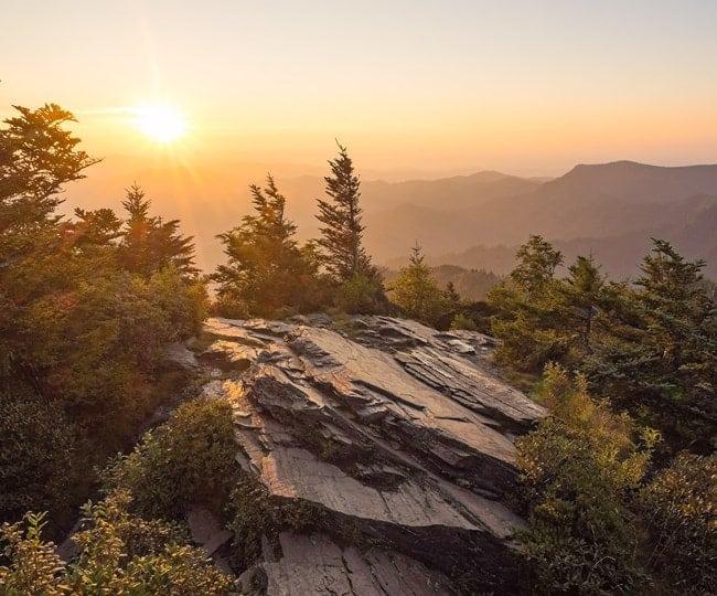 Great Smoky Mountains landscape 1