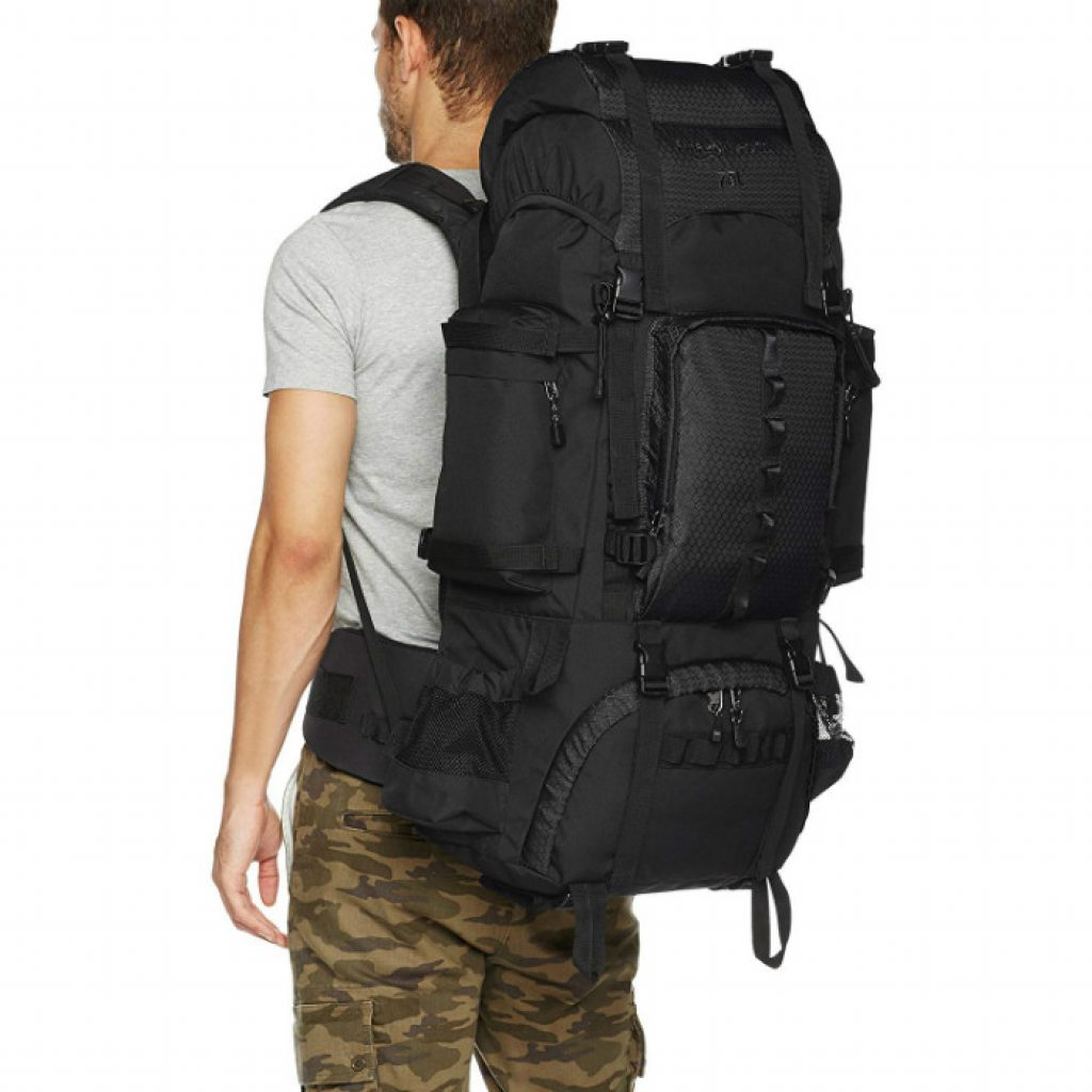 Amazon basics internal frame backpack - photo 4