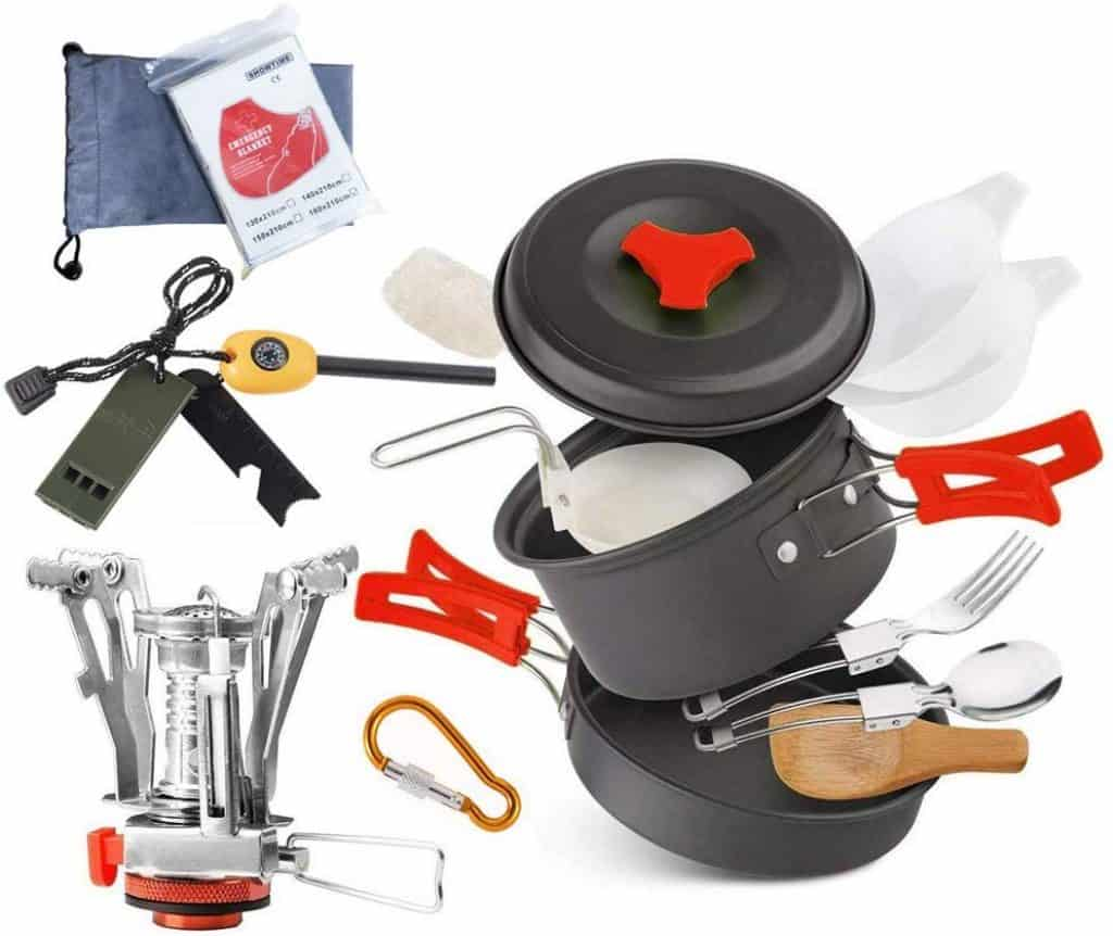Animamiracle camping cookware - photo 3