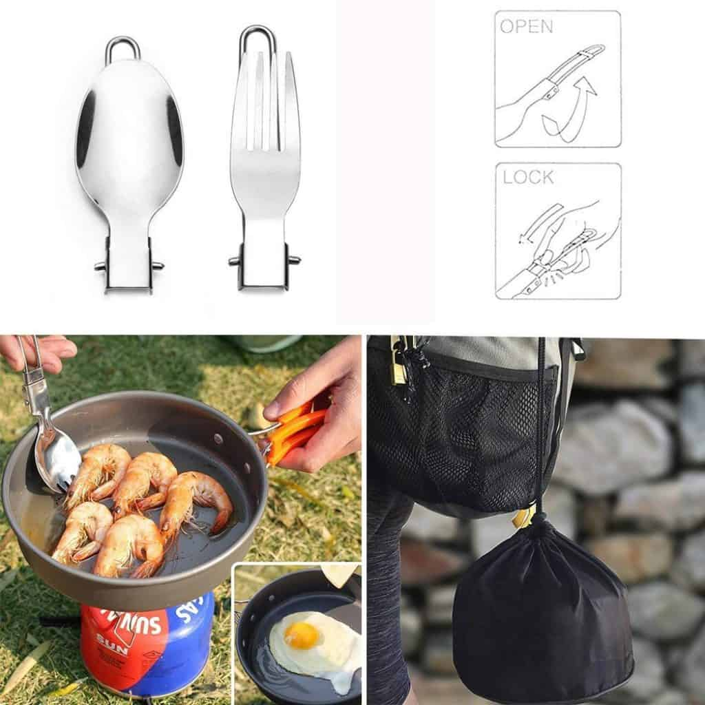 Animamiracle camping cookware - photo 2