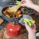 Best camping cookware - title