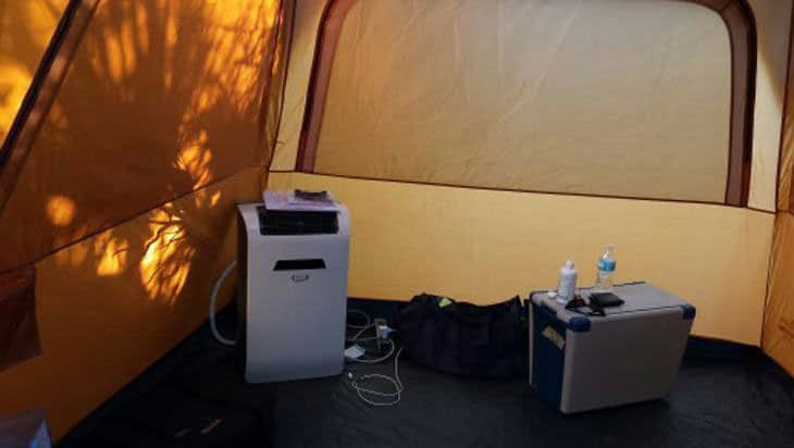 Best tent air conditioner - title