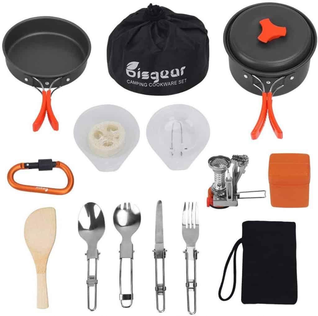 Bisgear camping kit - photo 1