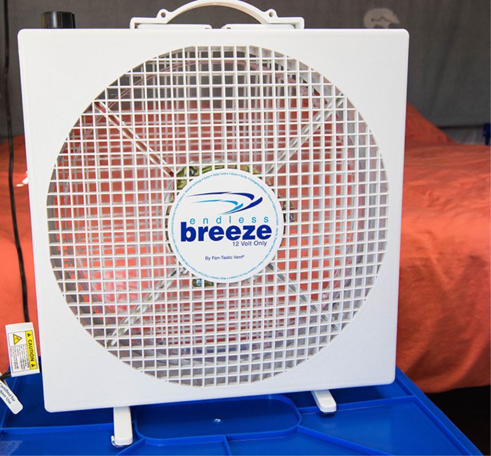 Breeze vent free standing - photo 1