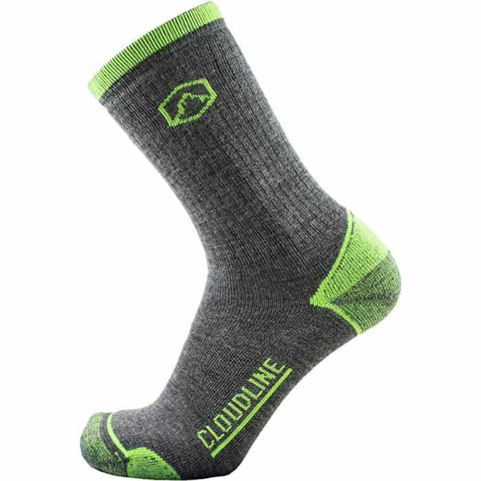 Cloudline merino wool crew socks - photo 2