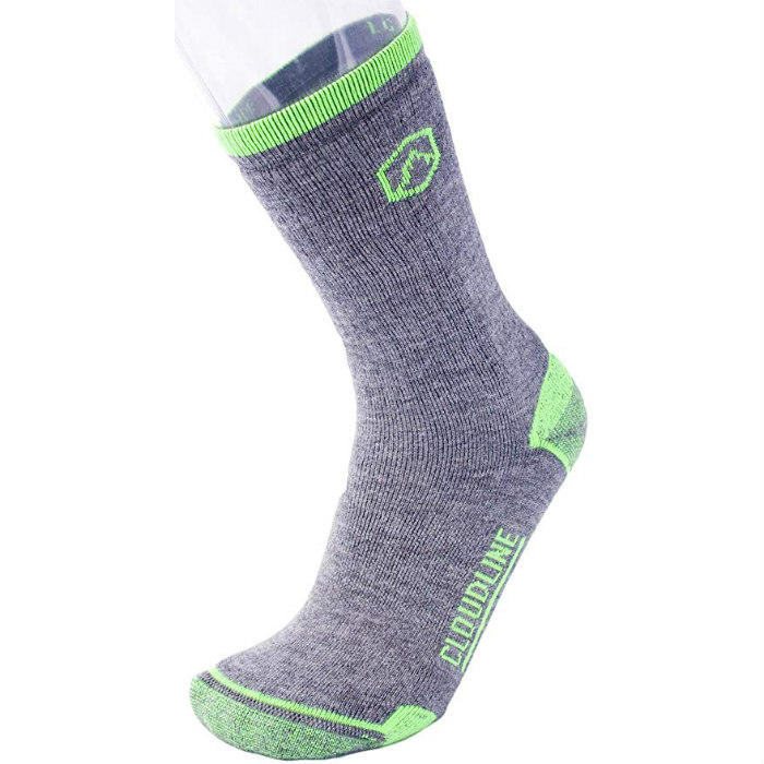 Cloudline merino wool crew socks - photo 3