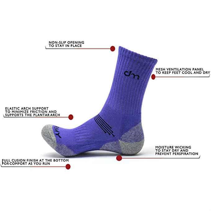 Dearmy 5pack womens socks - photo 2