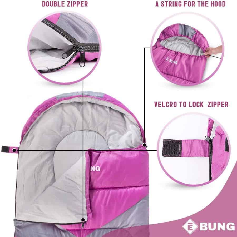 Ebung sleeping bag - photo 3