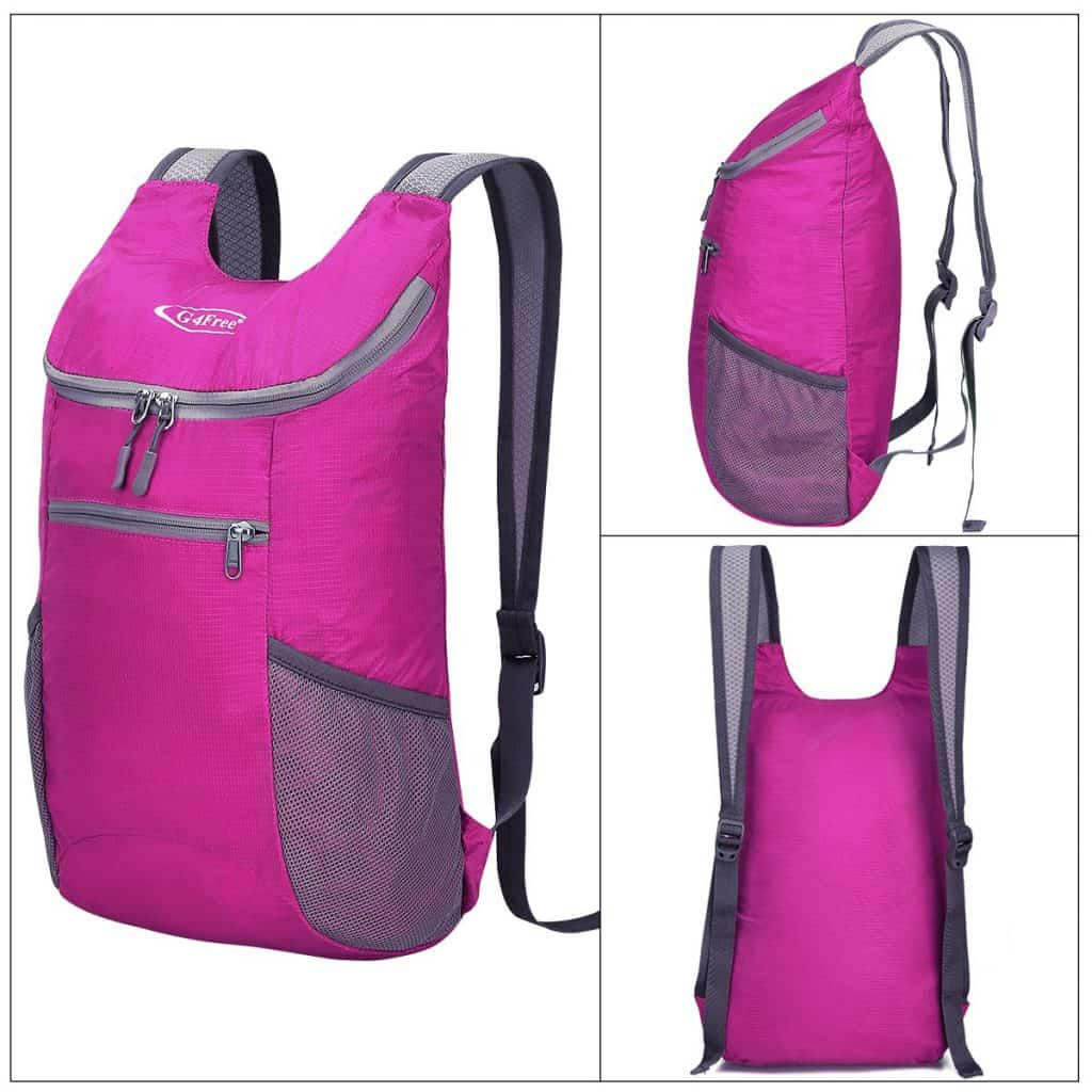 G4Free lightweight backpack - photo 1