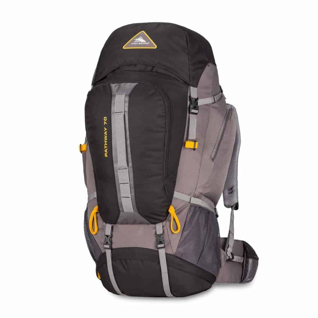 High sierra hiking backpack - photo 1