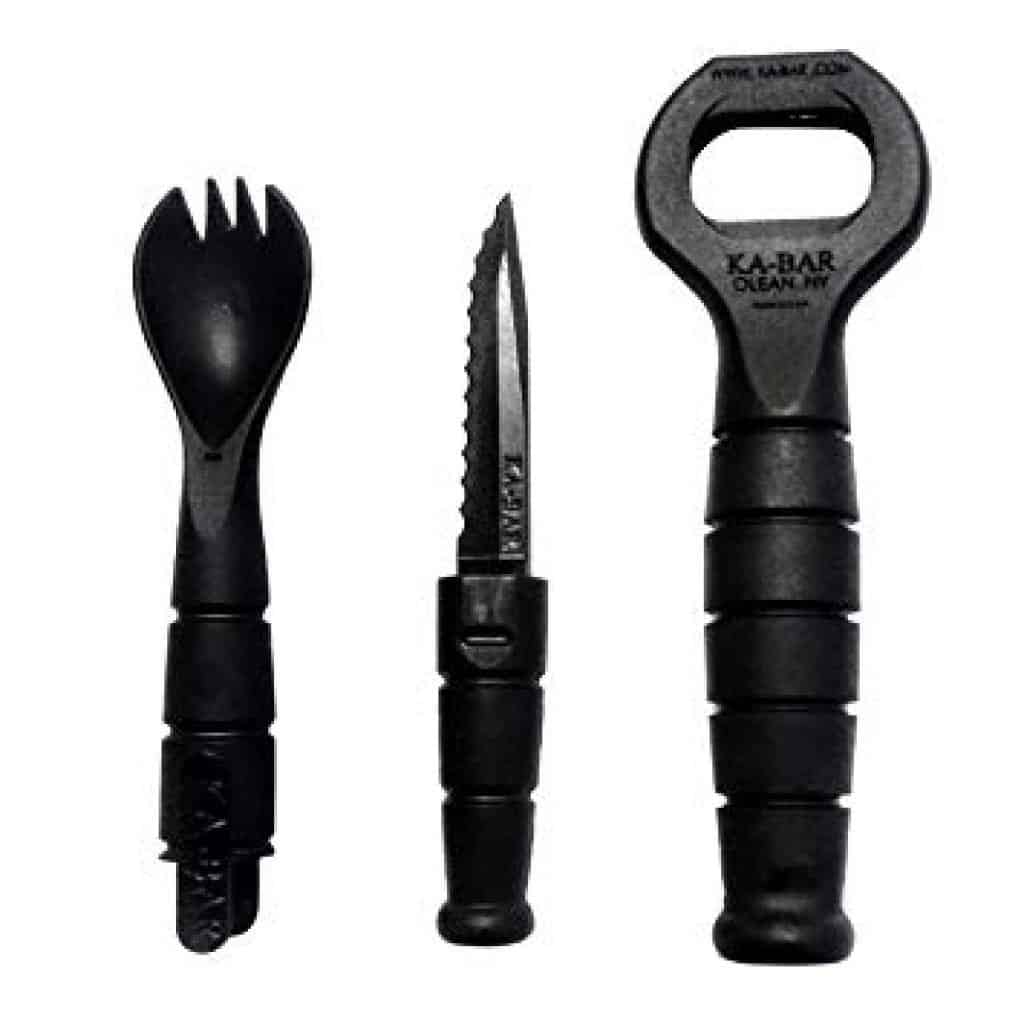 Ka-Bar tactical spork - photo 2