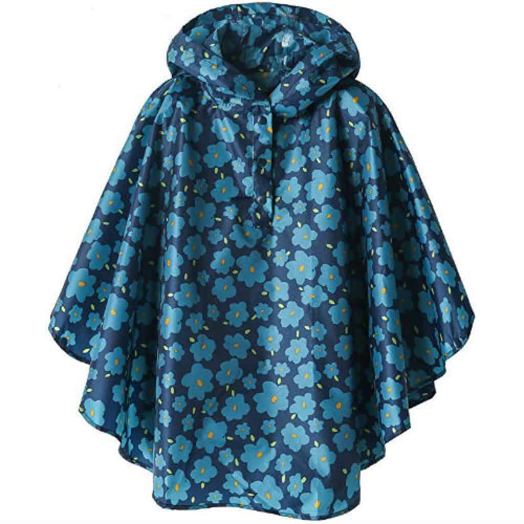 Kids rain poncho - photo 1
