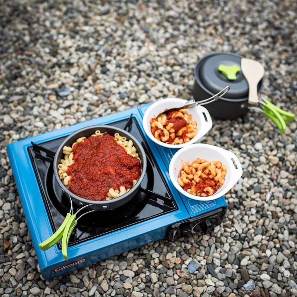 Mallowe camping cookware kit - photo 3