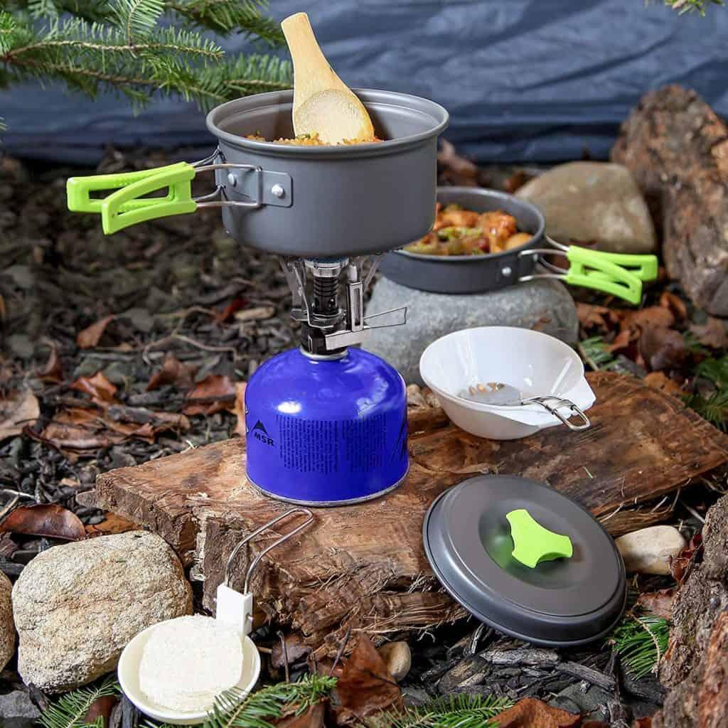 Mallowe camping cookware kit - photo 2