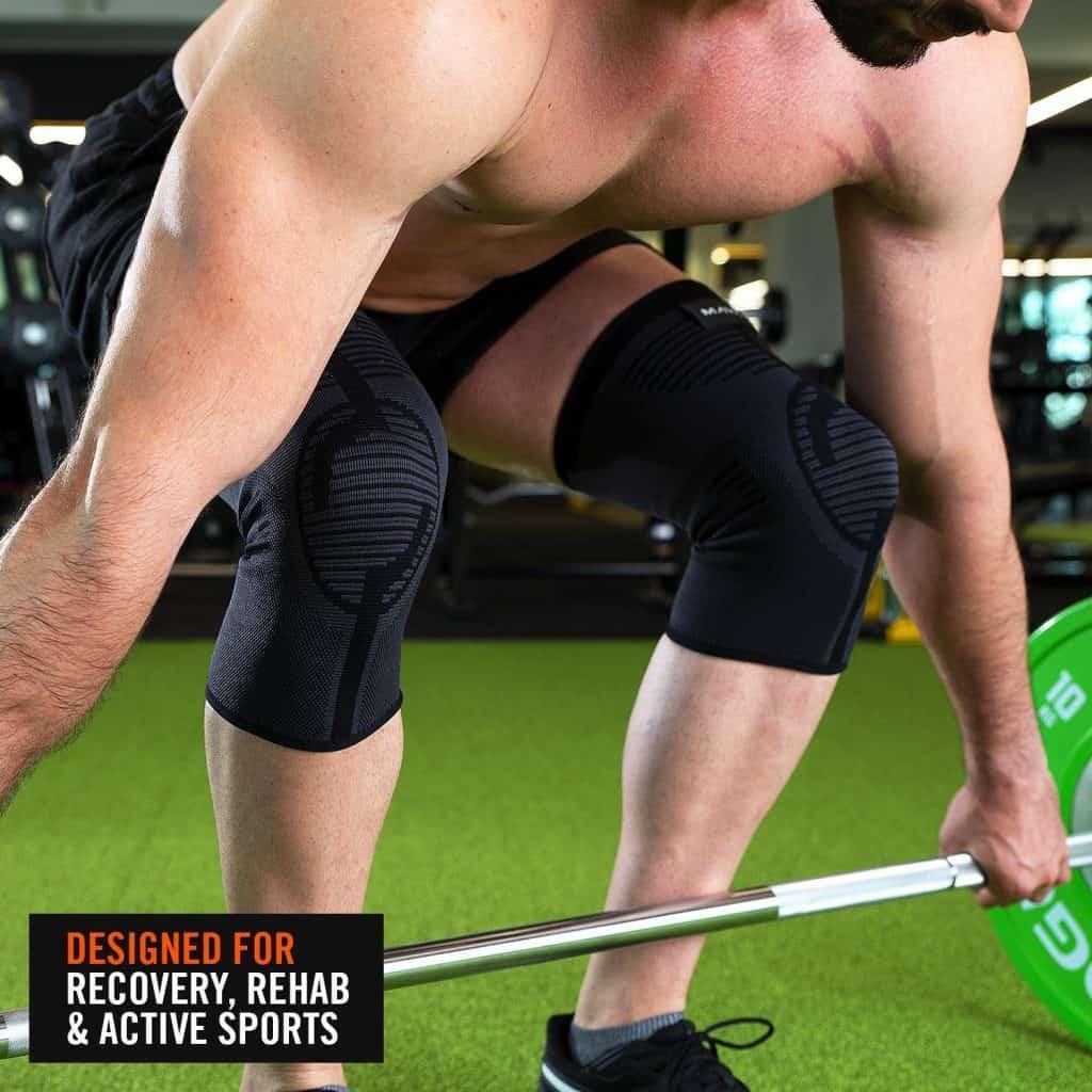 Mava sports knee sleeve - photo 3