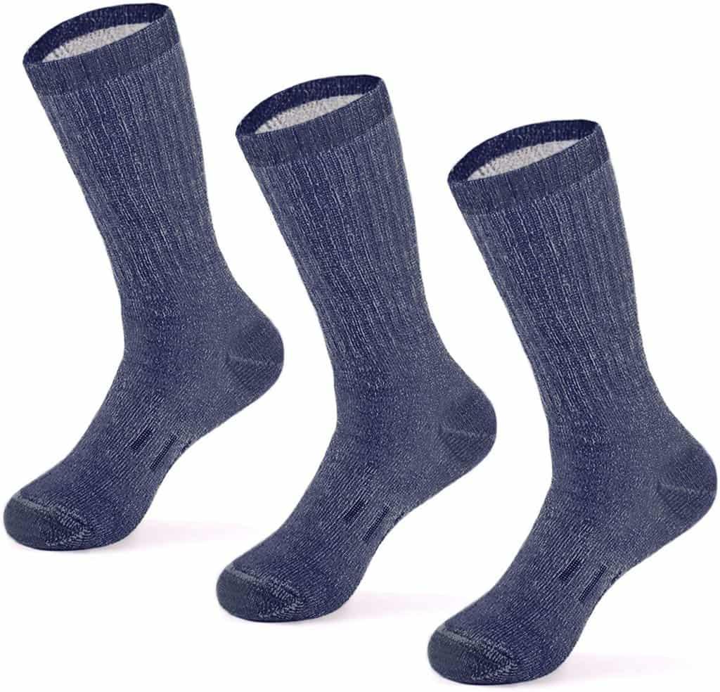 Meriwool merino hiking socks - photo 2