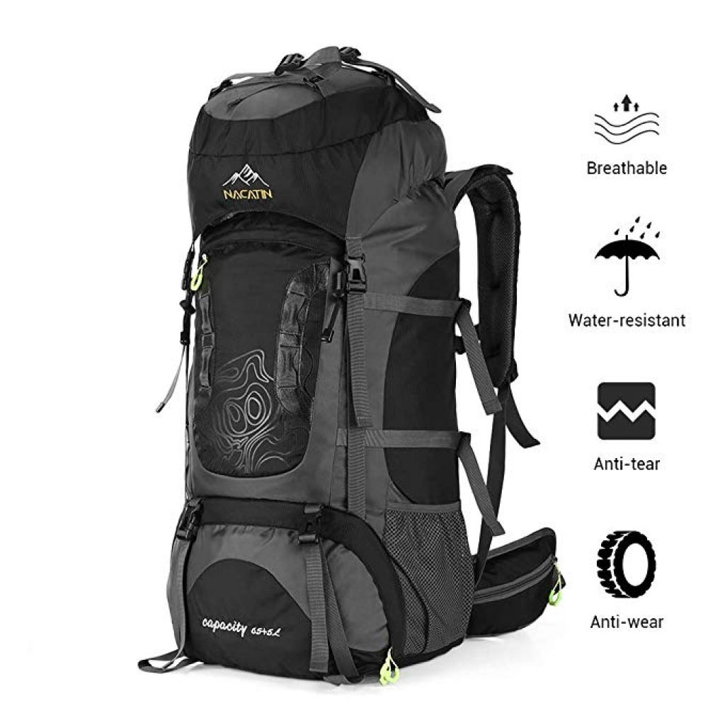 Nacatin frame backpack - photo 1