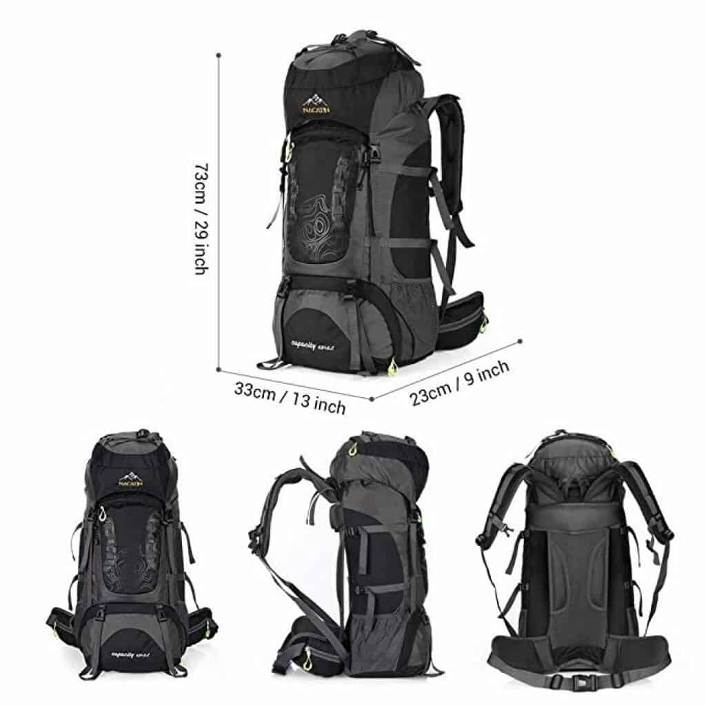 Nacatin frame backpack - photo 4