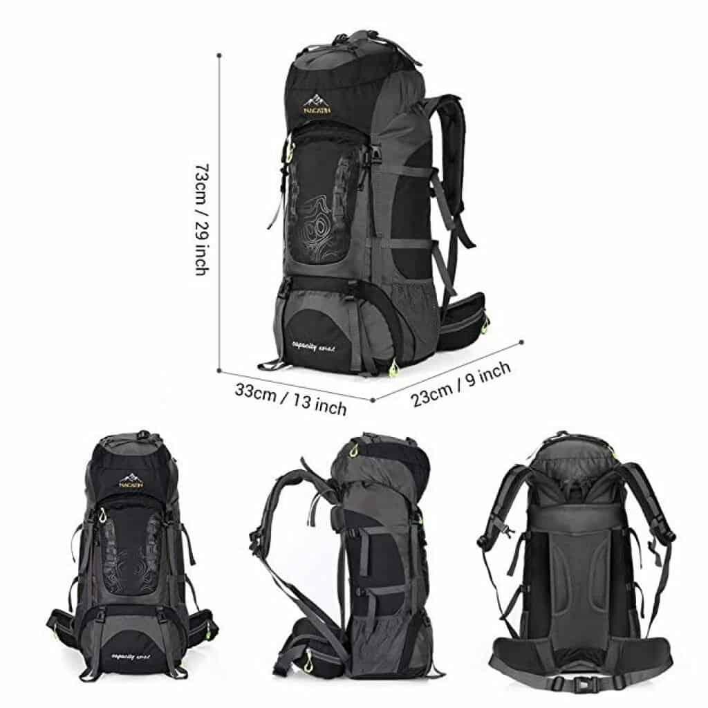 Nacatin frame backpack - photo 4