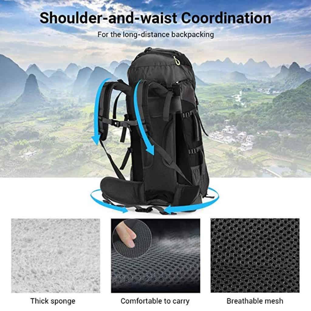 Nacatin frame backpack - photo 3