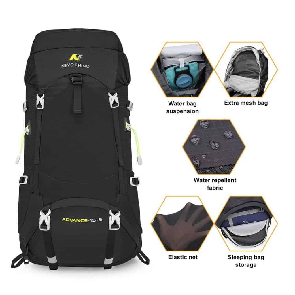 Nevo rhino internal frame backpack - photo 4
