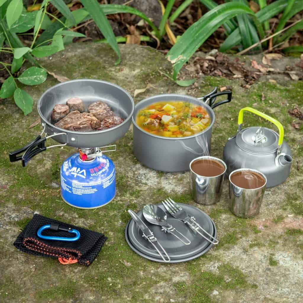 Odoland camping cookware - photo 4