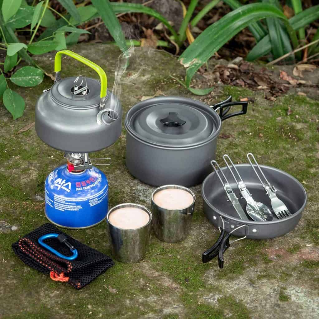 Odoland camping cookware - photo 2