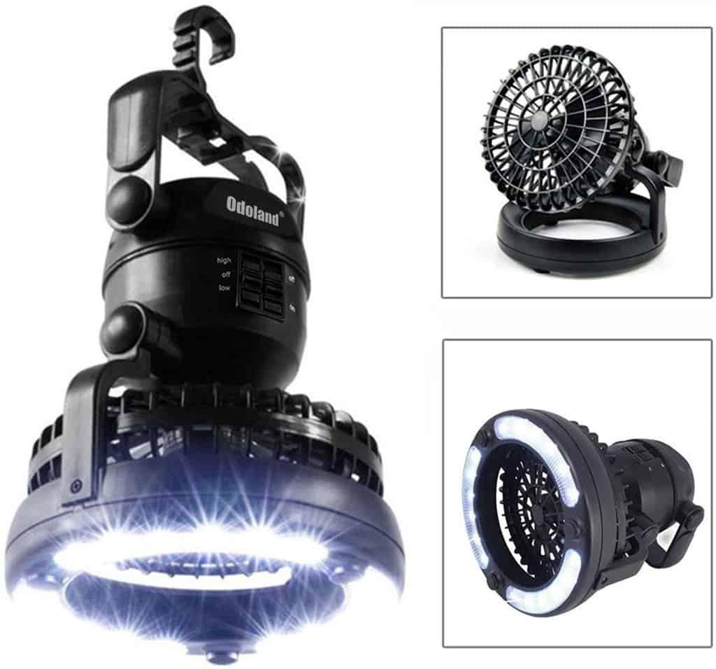 Odoland portable led lantern - photo 4