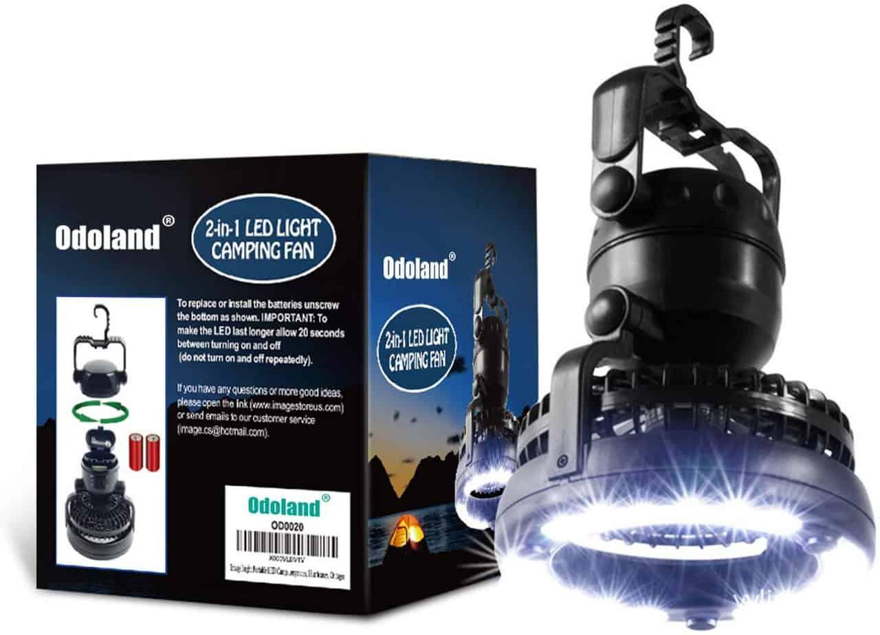 Odoland portable led lantern - photo 2