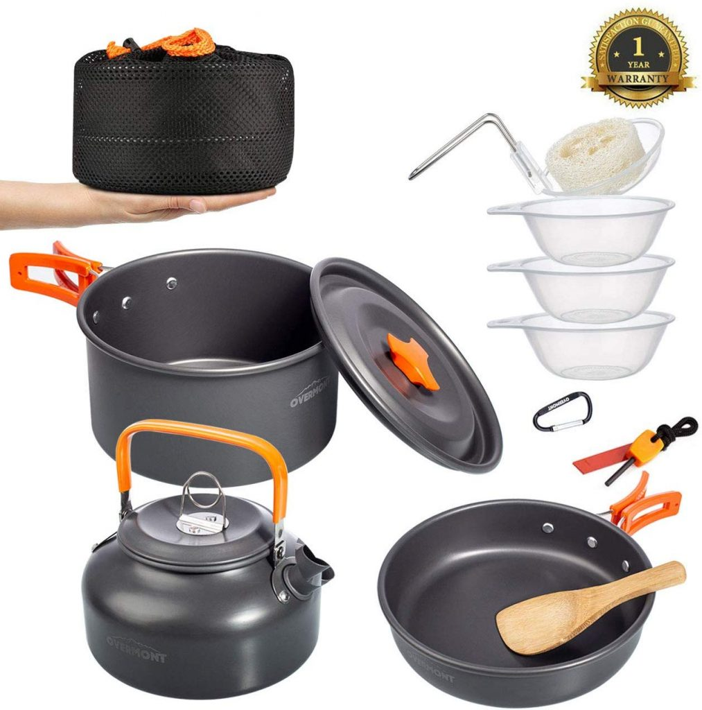 Overmint camping cookware - photo 1