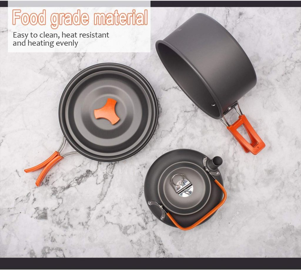 Overmint camping cookware - photo 3
