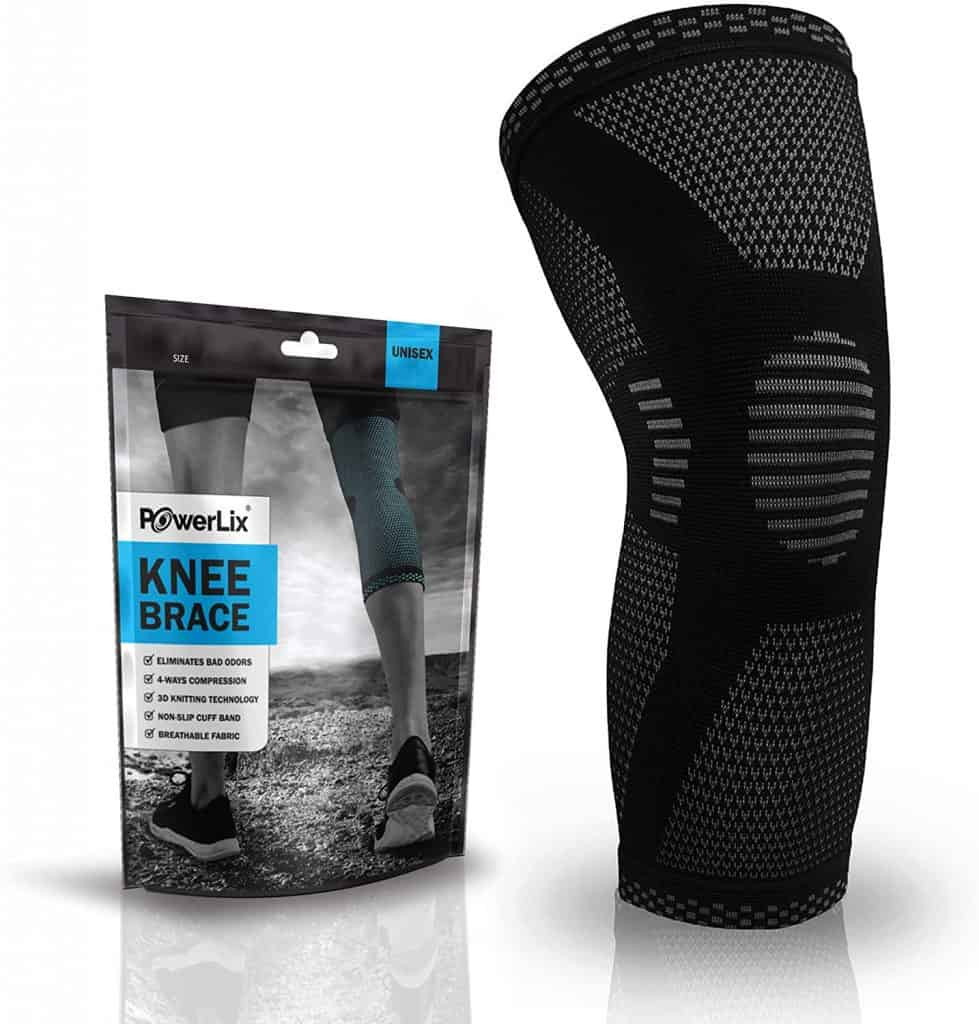 Powerlix knee compression sleeve - photo 3