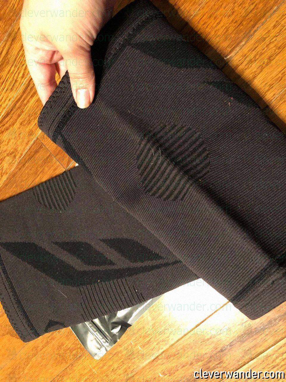 Cambivo 2 pack Knee Brace - image review 2
