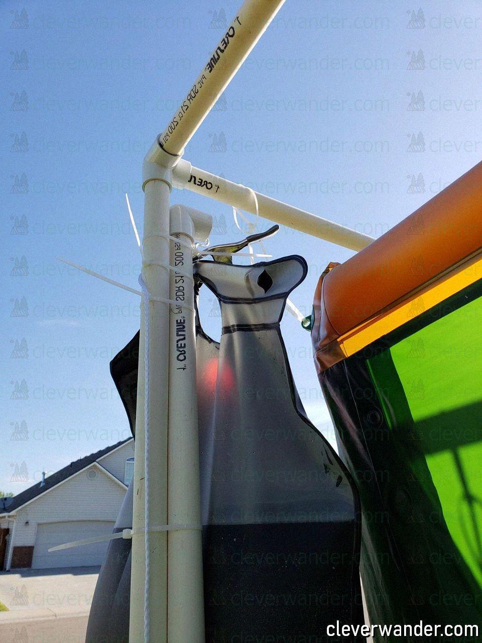 Coleman Gallon Solar Shower - image review 2