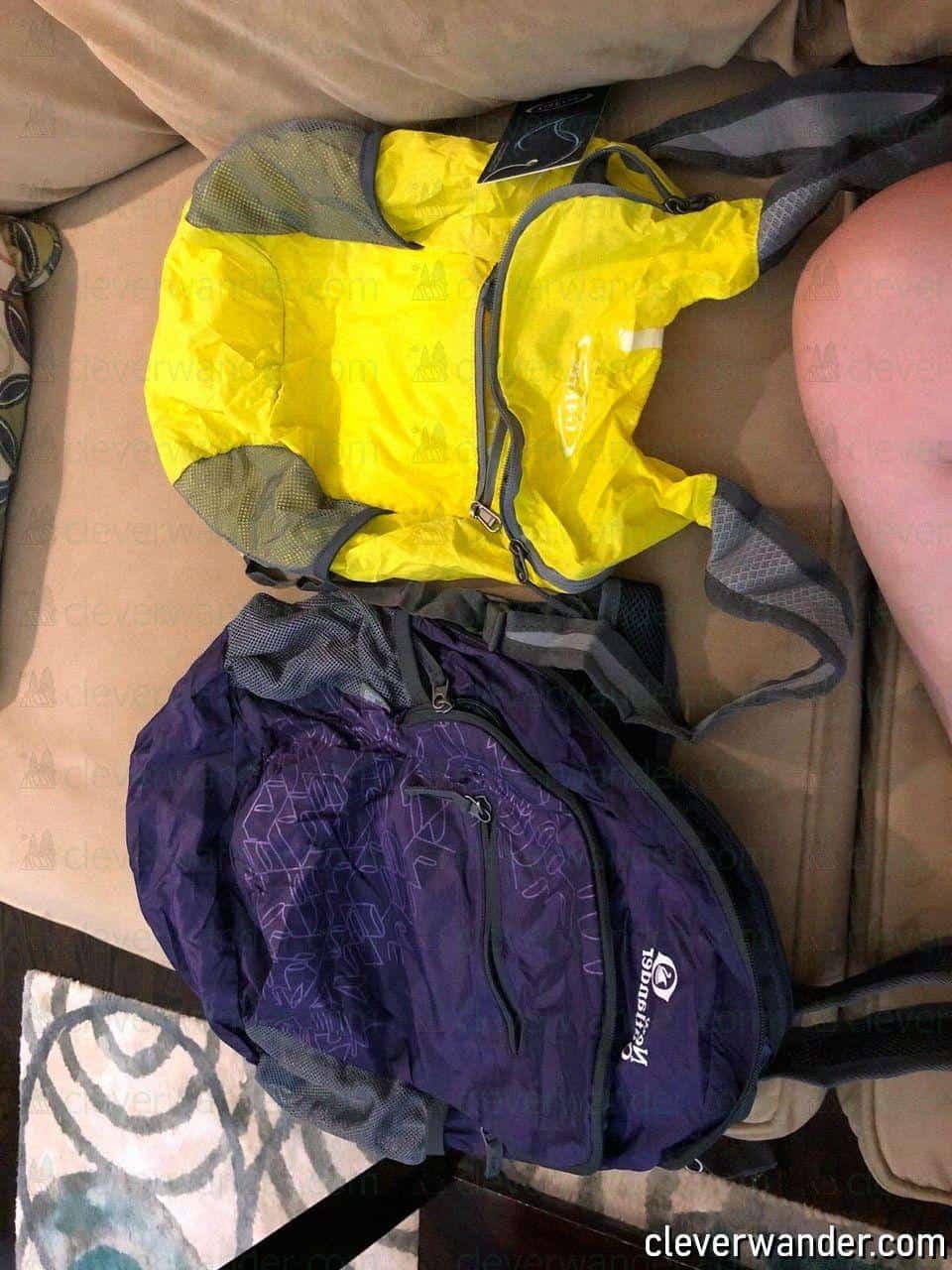 G4Free Lightweight Shoulder Backpack - image review 2
