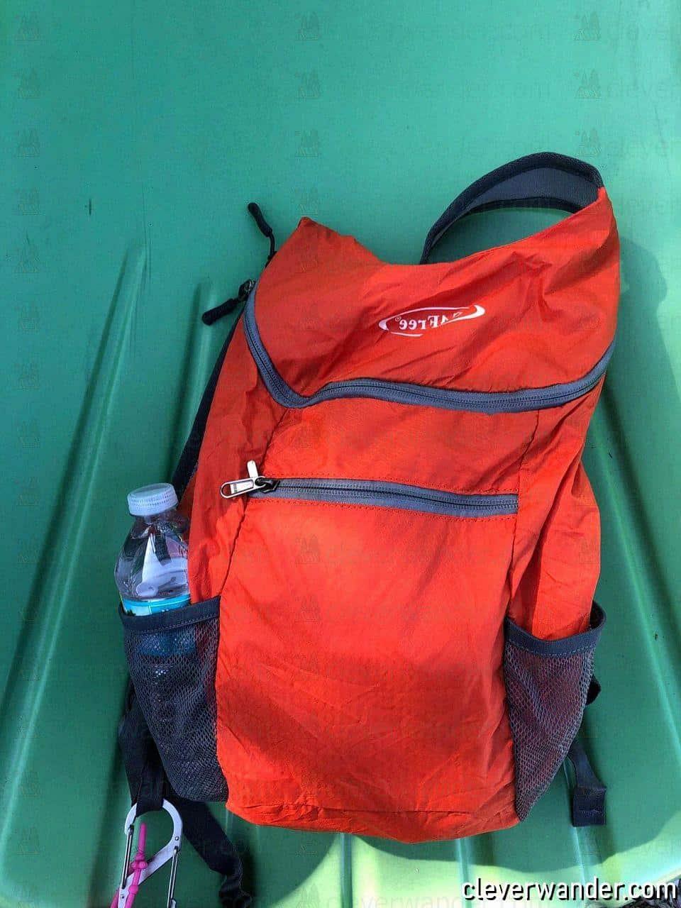 G4Free Lightweight Shoulder Backpack - image review 4