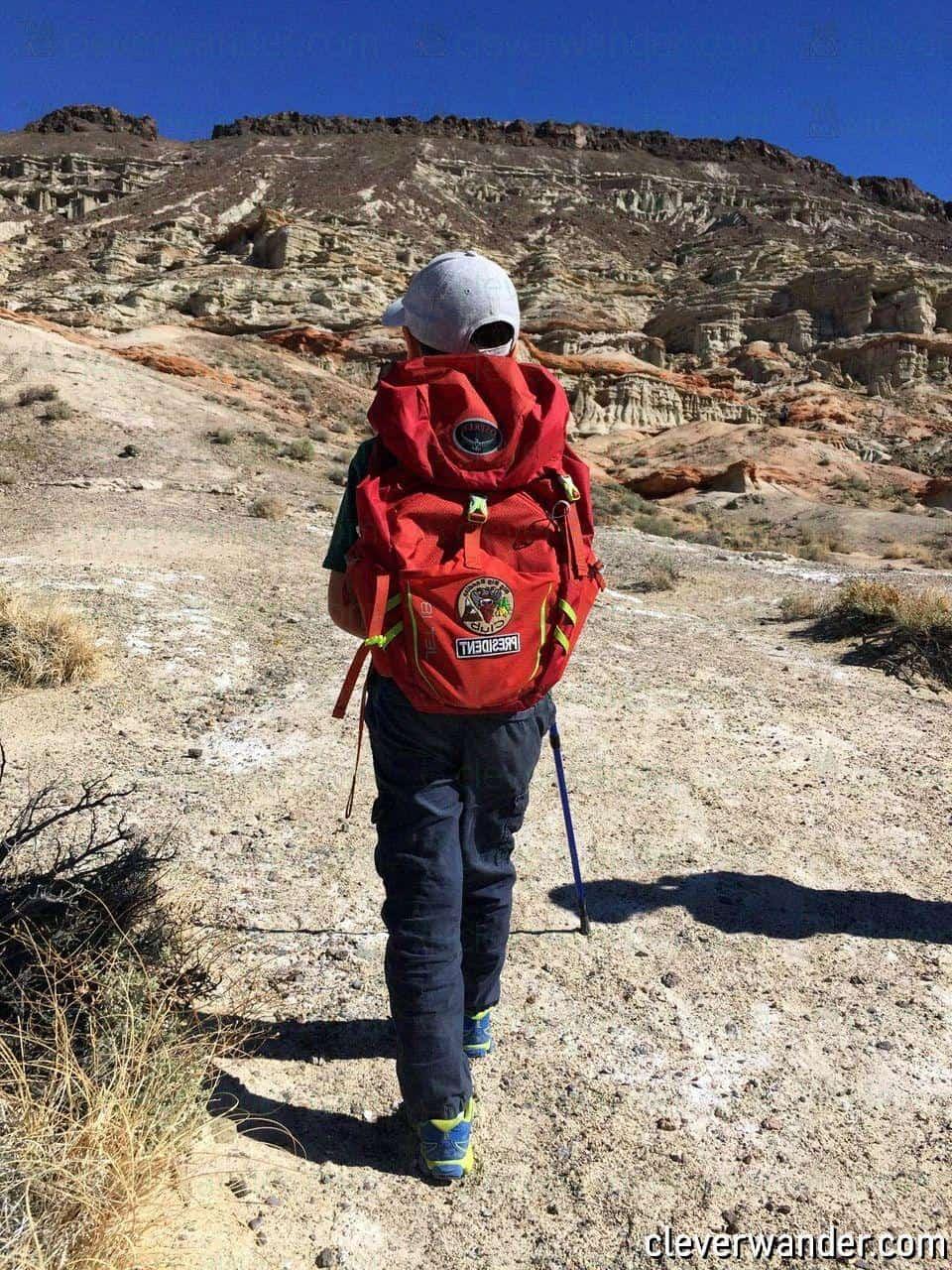 Osprey Jet Kids Backpack - image review 1
