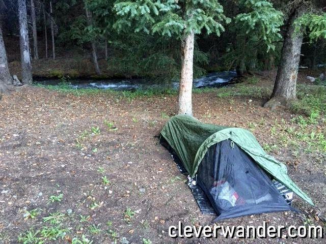 Snugpak The lonosphere Tent - image review 4