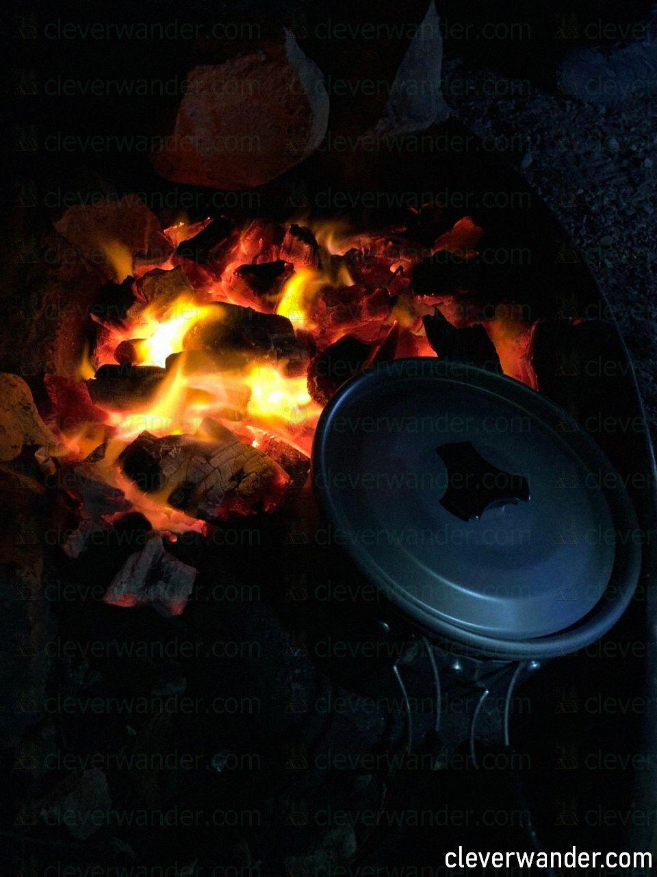 Terra Hiker Camping Cookware - image review - 2