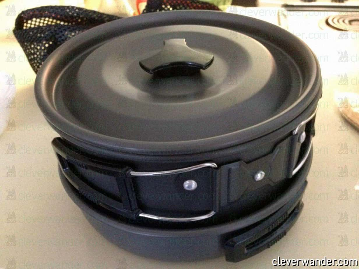 Terra Hiker Camping Cookware - image review - 1