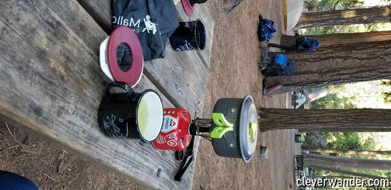 Mallone Camping Cookware – image review - 4