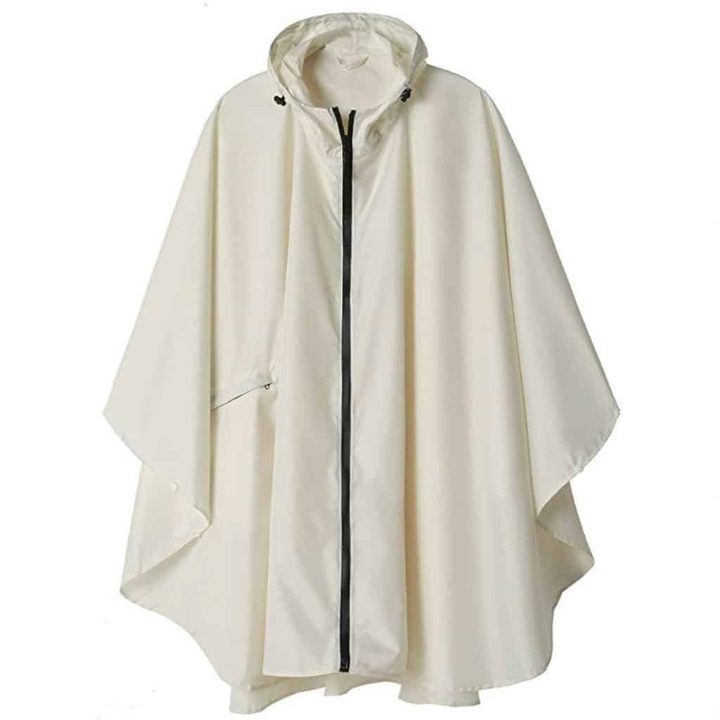 Rain Poncho jacket coat - photo 4