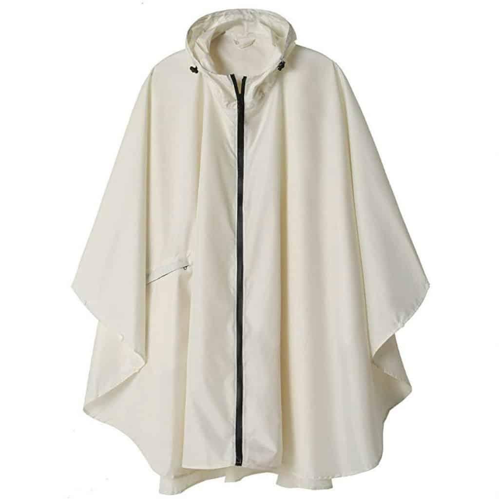 Rain Poncho jacket coat - photo 4