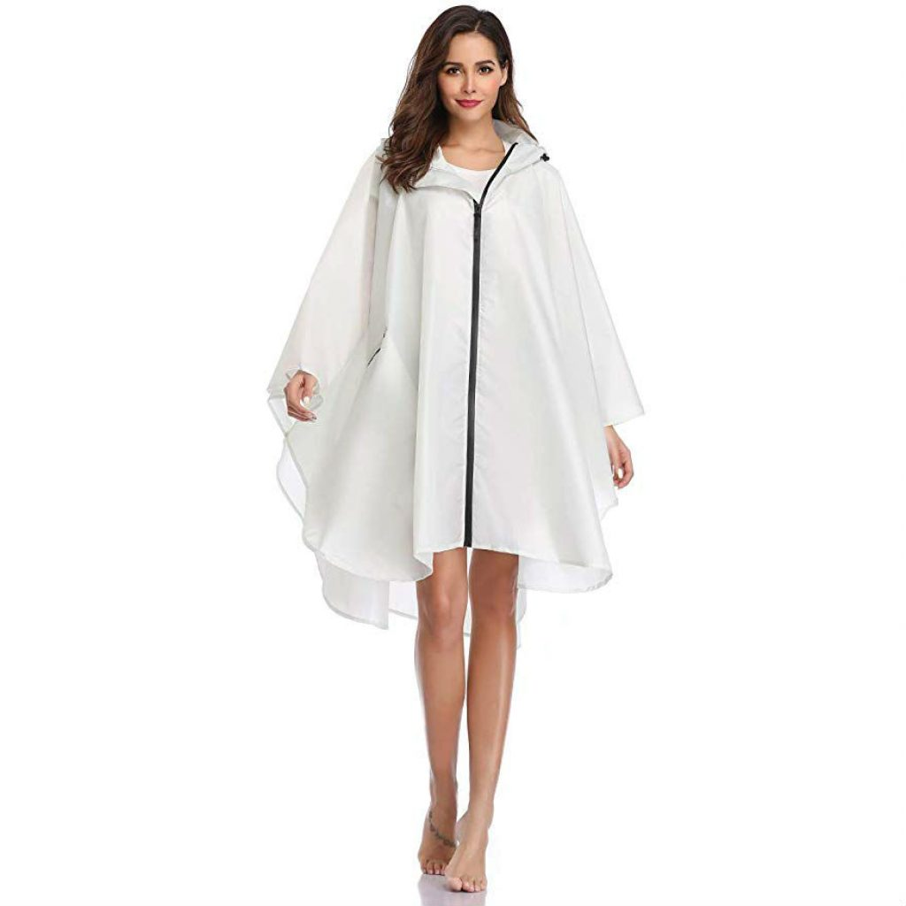 Rain Poncho jacket coat - photo 3