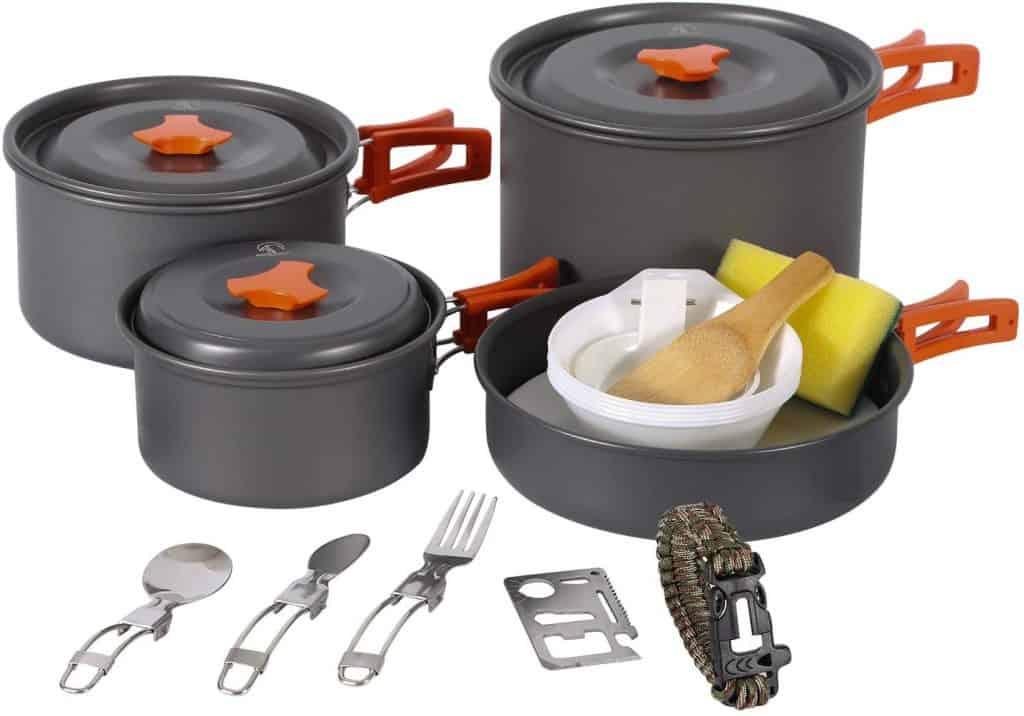 Redcamp camping cooking kit - photo 1