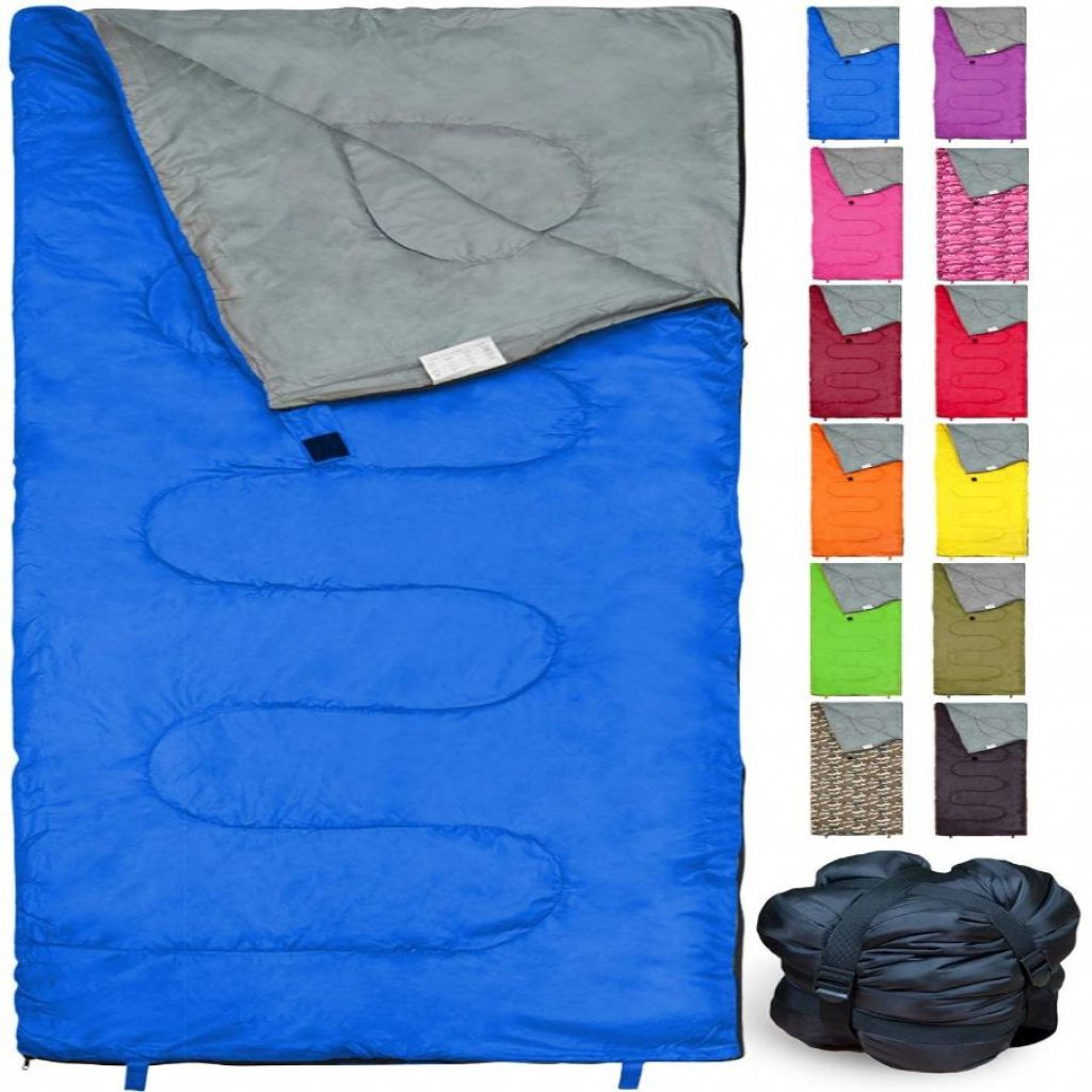Revalcamo camping sleeping bag - photo 3
