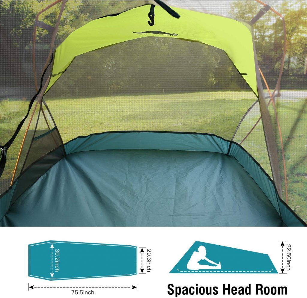 Rhino valley tent - photo 3