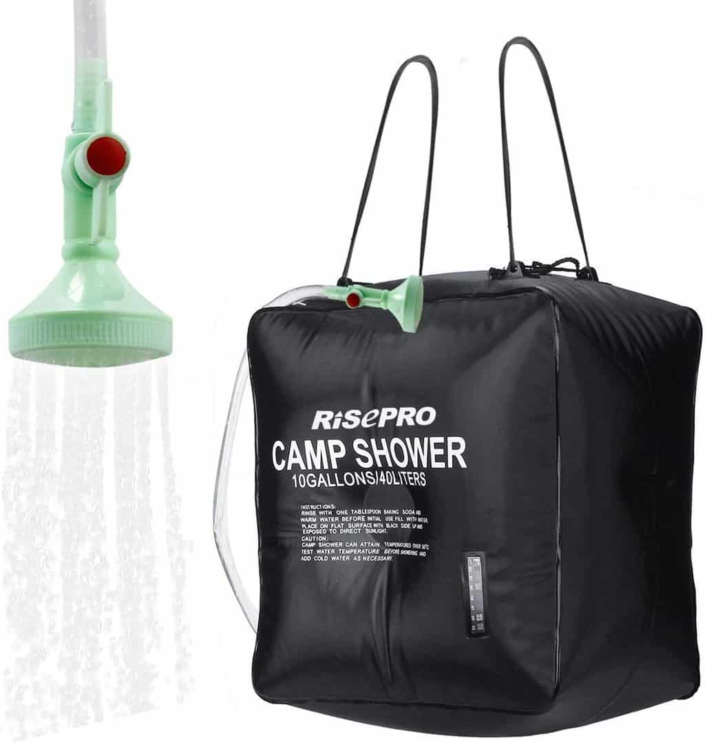 Risepro solar shower bag - photo 1
