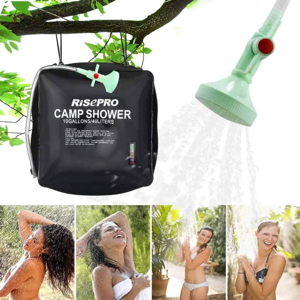 Risepro solar shower bag - photo 4